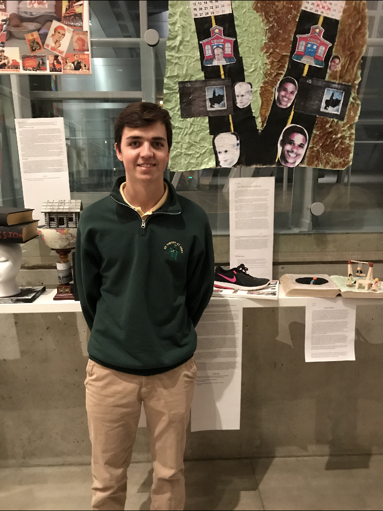 stvm students create art highlighting social justice